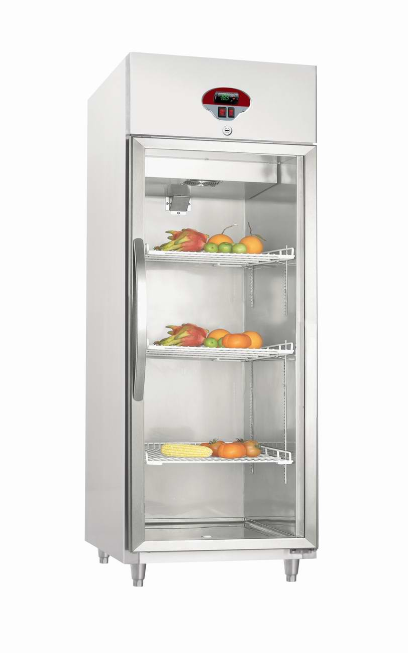 Commercial freezer single door glass door buy commercial freezer glass door refrigerator - Glass door refrigerator freezer ...
