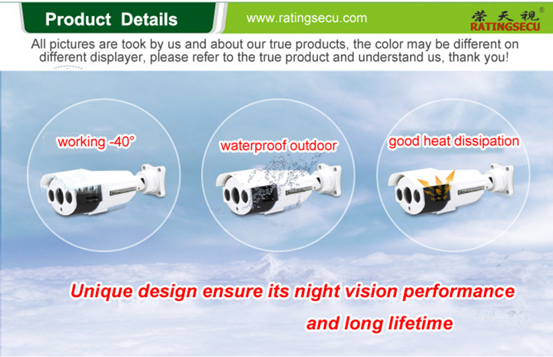 2mp 1080p outdoor hd ip ir wifi cameras hot selling cctv security & surveillance
