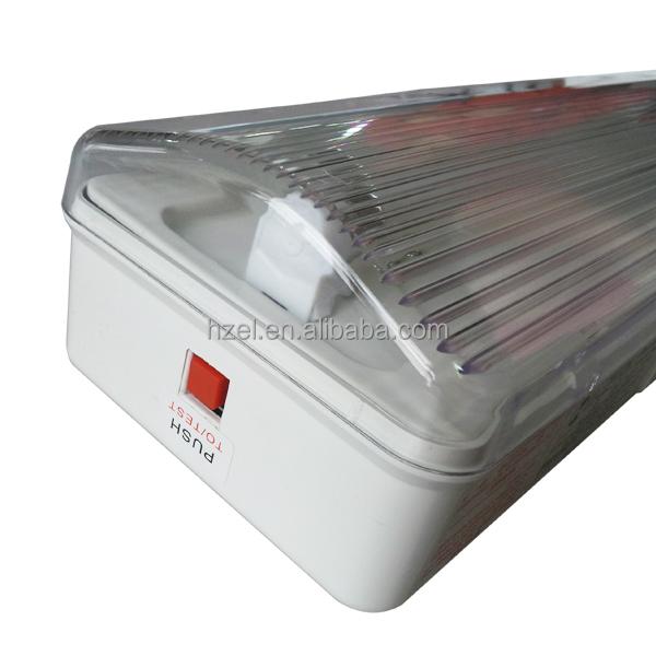 1*8w Fluorescent Anti-panic Emergency Light Covers (ef108b) - Buy Emergency  Light Covers,Emergency Light Covers,Emergency Light Covers Product on