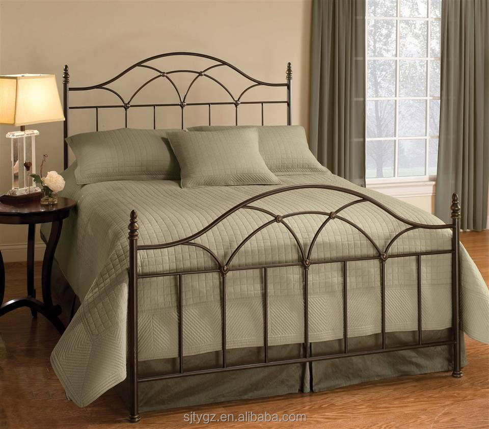 Hot Sales New Design Wrought Iron Canopy Bed Buy