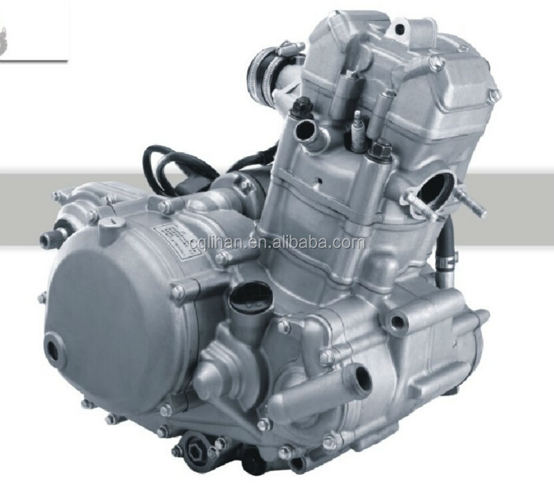 Zongshen Nc250 Water Cooled 4valve 4stroke Motorcycle