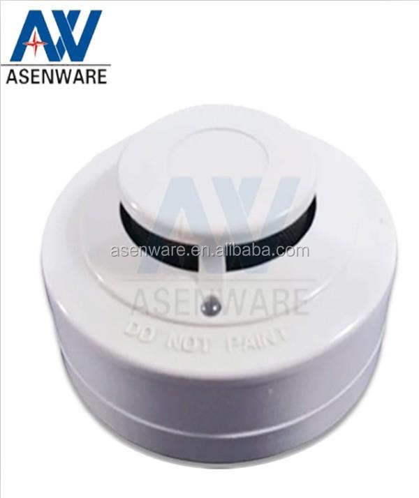 fire alarm conventional optical smoke detector
