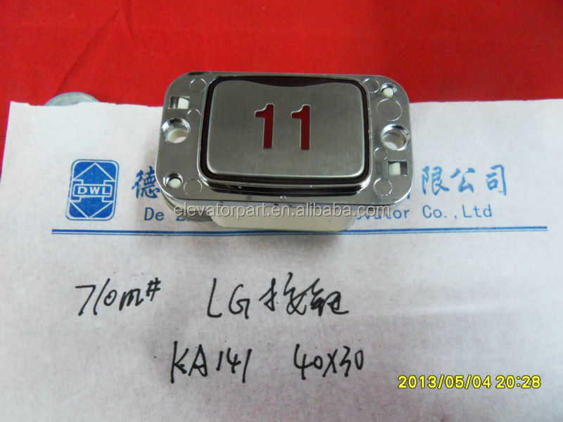 elevator push button KA141 MTD260