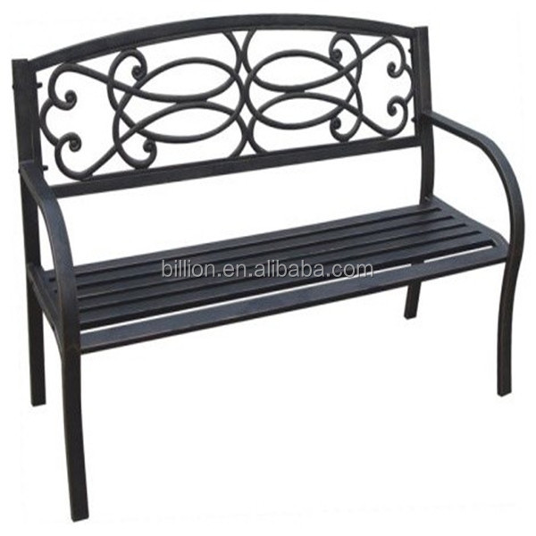 Backless Cast Iron Benches For Outdoor Furniture Buy
