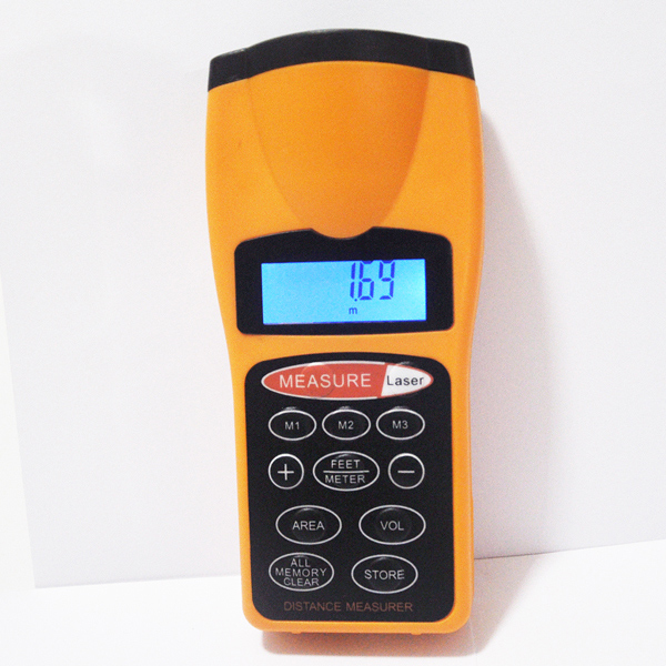 60feet/18m High Precision Height Measurement Ruler Mini Portable ...