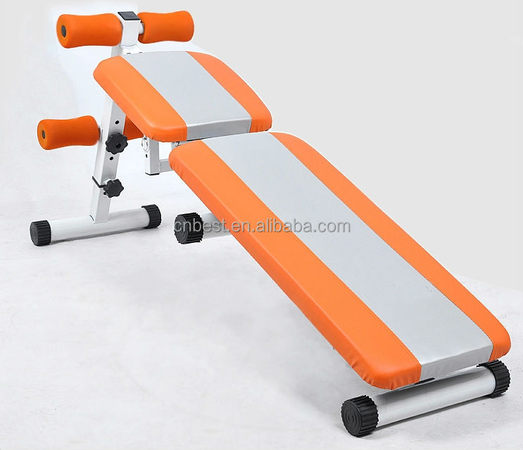 Bst Js-005d Hot Selling Ab Bench Gym Equipment Abdominal Bench ...