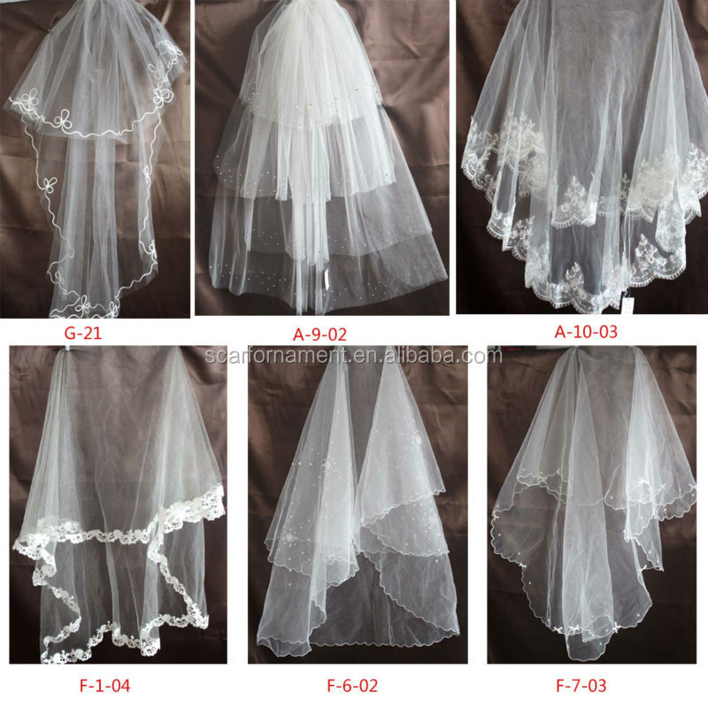 Newest Silk Organza Erflies For Wedding Veil Four Layer Soft Tulle Bridal Dress With