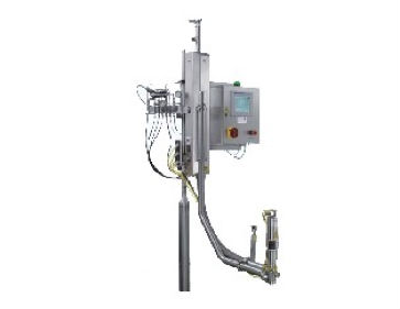 Liquid Nitrogen Injecting Machine