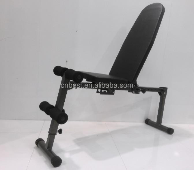 Js-006d New Training Bench Abdominal Bench Exercise Equipment Gym ...