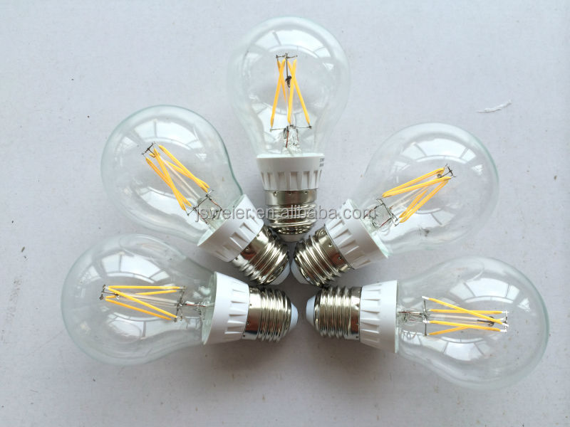 White Plastic And Milky Or Clear Glass Cover Led Light Source ...