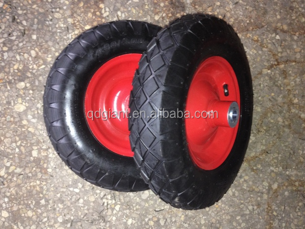 Truper wheel barrow tire 4.80/4.00-8