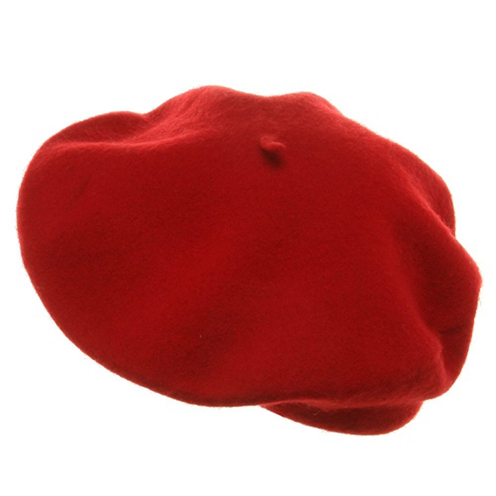 Wholesale-Free Shipping !!!Wool Classic Style French Artist Beret Hat For  Lady Women 3fb6e3d4a9d