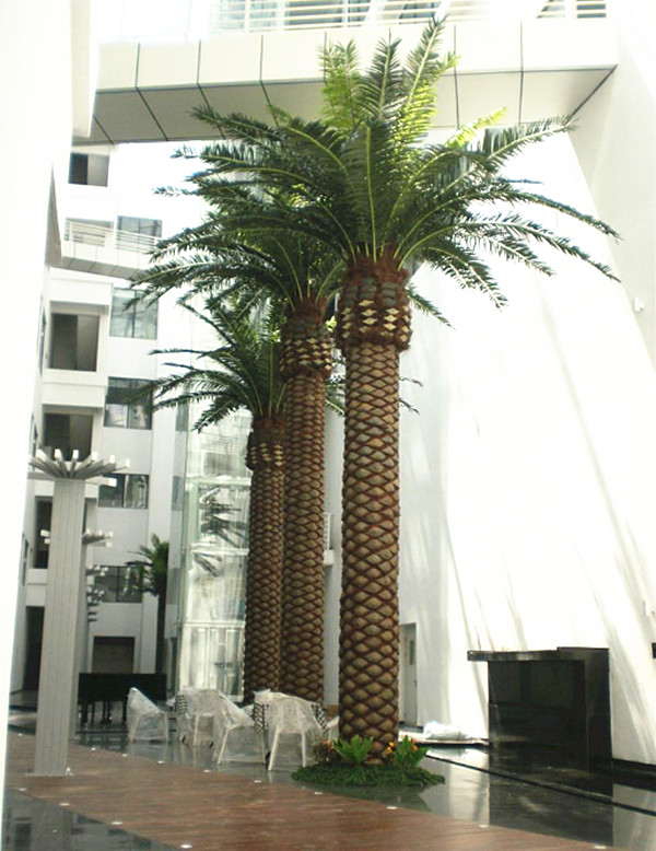 artificial tropical tree great for tropical theme silk tree big