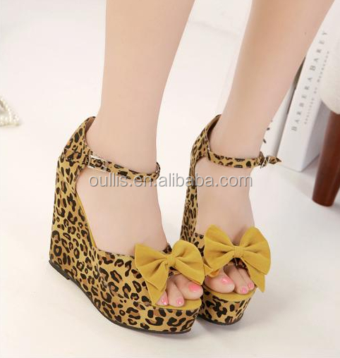 ee603b262 Hermosos Zapatos Para Las Niñas Wedge Heel Sandal Pc2881 - Buy ...
