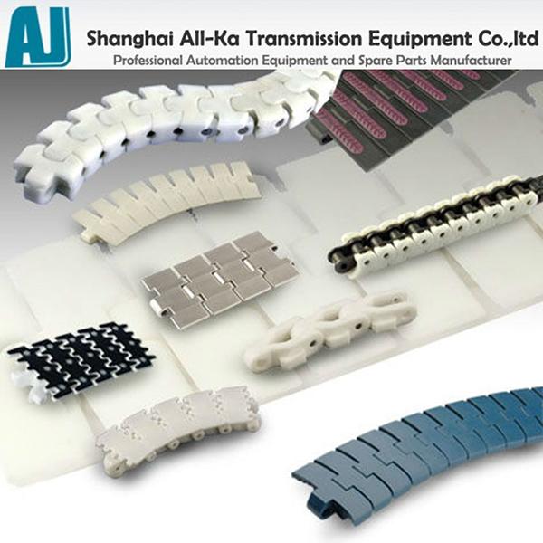 Food Processing Plastic Modular Conveyor Belt Material