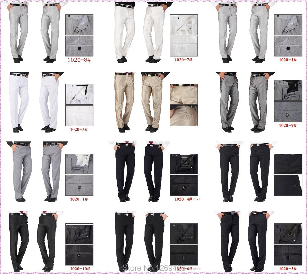 2019 New 2015 Hot Selling Noble Men S High Quality Business Pants