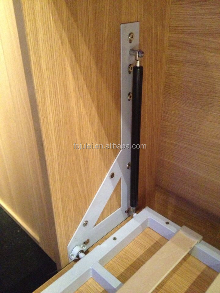 Locking Gas Lift Spring For Wall Bed Mechanism Buy Gas