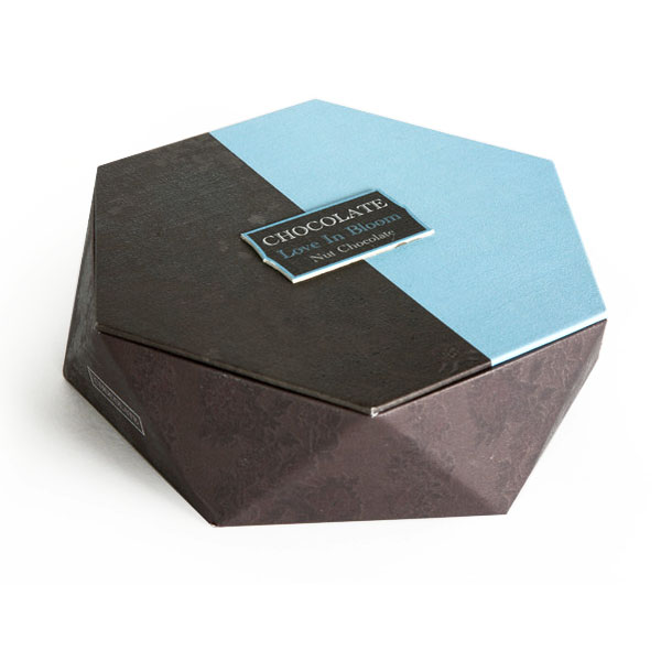 Mountain Hexagonal Packaging Paper Boxes Supplies Buy