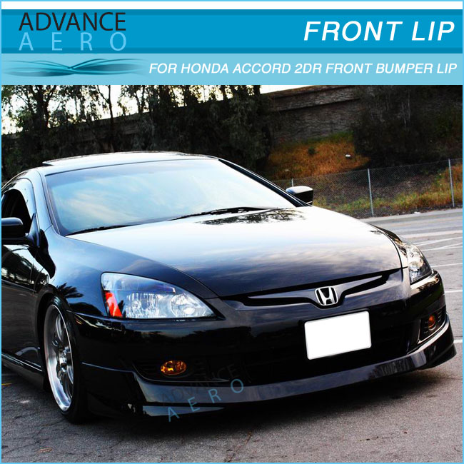 Honda accord 2005 coupe body kit for 03 honda accord coupe