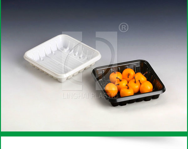 Custom Takeaway Disposable Transparent Plastic Pet Lunch Box Frozen Food Packaging