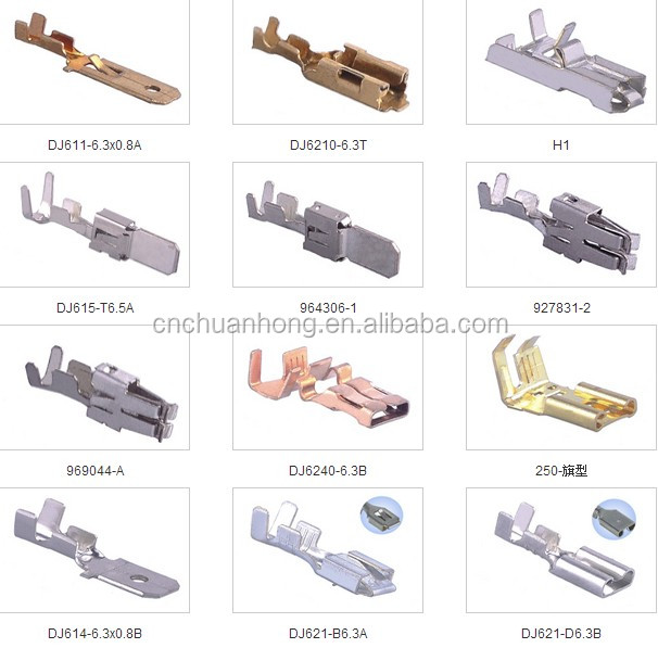 HT1t2PLFMJXXXagOFbX7 927833 cnch connector terminal dj629 6 3b car wiring harness car wiring harness connectors at bayanpartner.co