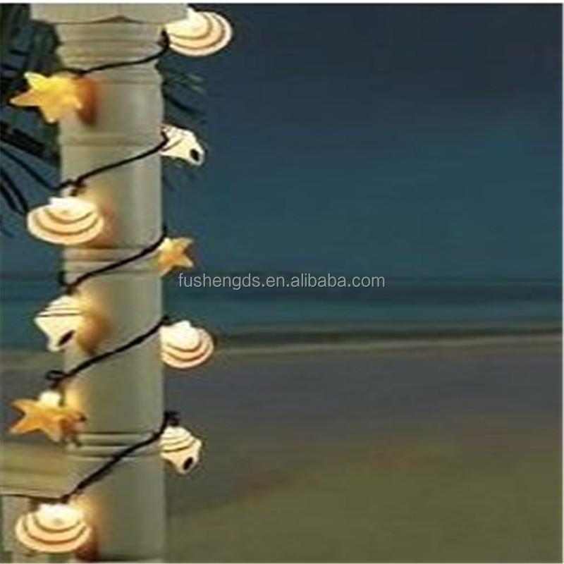 Christmas Decorative Light 2014 New Products Of Seashell Beach ...