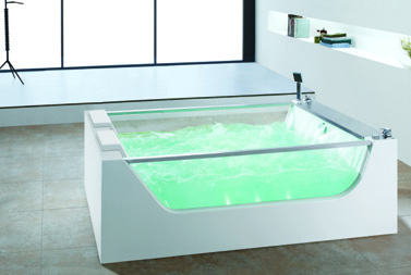 Bathroom bathtub acrylic clear bathtub buy bathtub for Best acrylic bathtub to buy