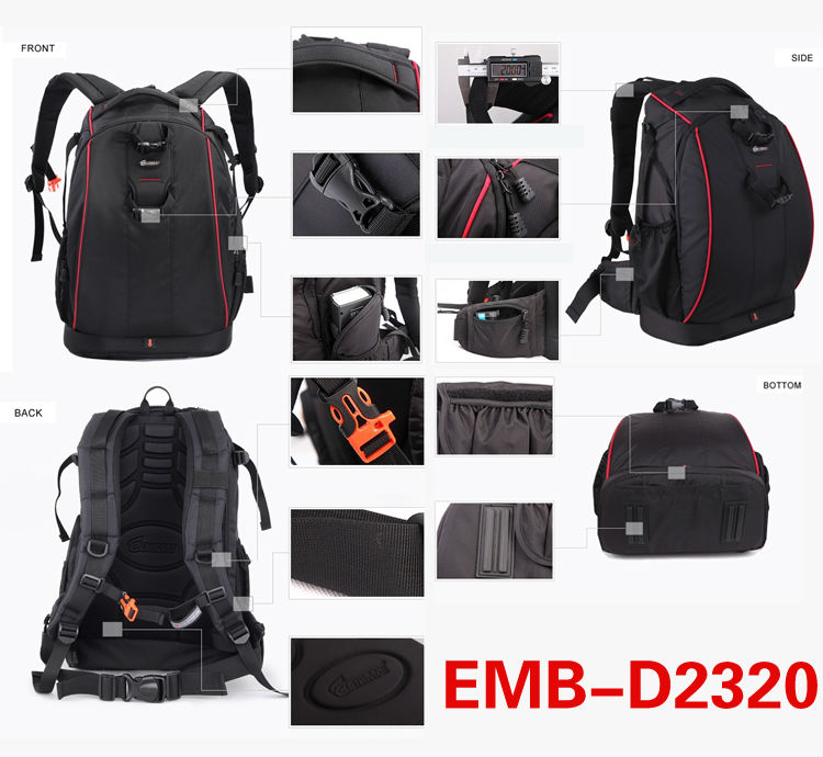 Eirmai Fashion Dslr Camera Bag,Camera Bag Backpack,Best Waterproof ...
