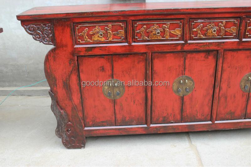 Chino Antiguo Muebles Aparador Largo Asiático Muebles Buy Muebles Antiguos Chinos Aparador Largo Muebles Asiáticos,Muebles Asiáticos De Madera