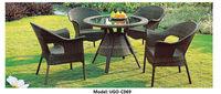 Glass Dining Table Furniture Retail Italy Saudi Arabia Iron Bistro ...