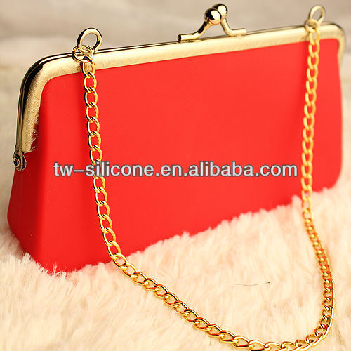 wholesale silicone jelly handbags fashion