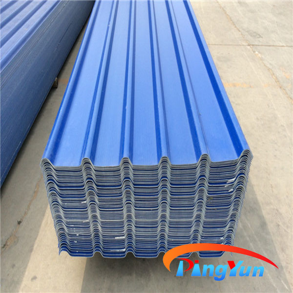 Exceptional Recycled Plastic Pvc Roofing Tile For Residence/pvc Roofing Sheet/3 Layer  Corrugated Upvc