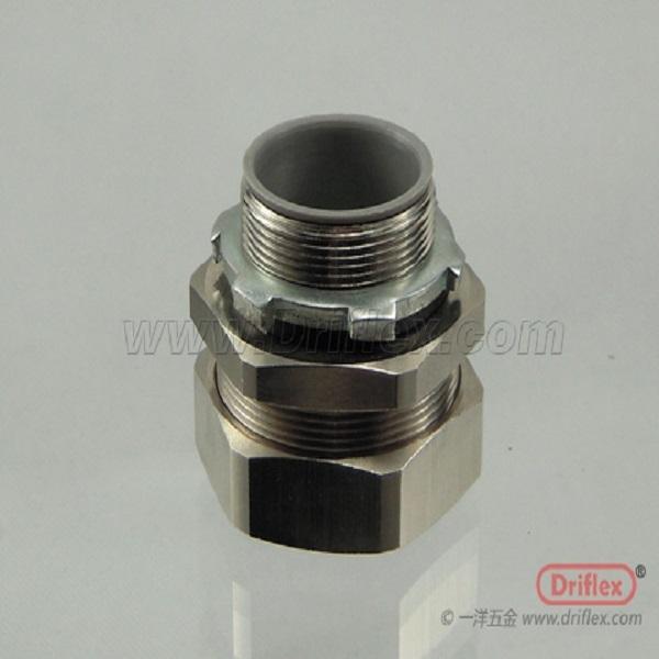 Flexible Connector/ Conduit Hub/ Union Coupling With Lock Nut - Buy  Flexible Connector/ Conduit Hub/ Union Coupling With Lock Nut,Liquid Tight  Male