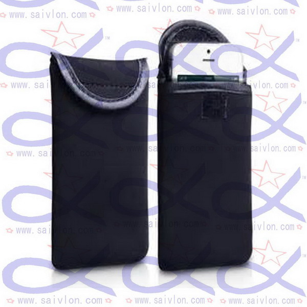 New style professional fanny pouch with cell phone pocket