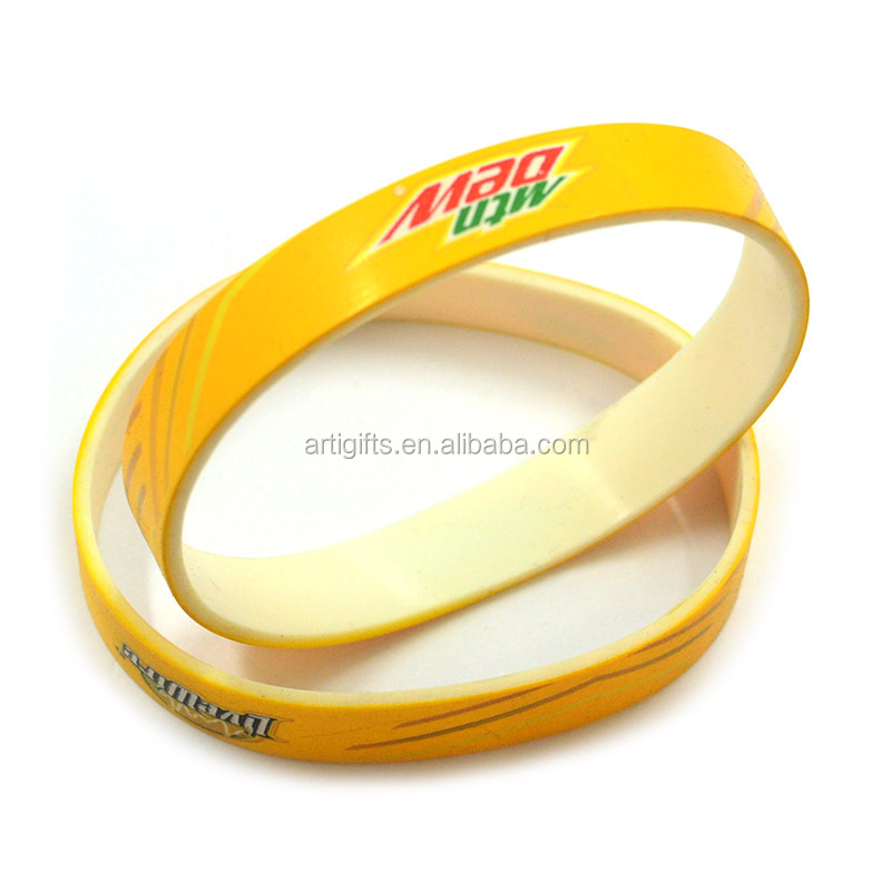 cheap custom print silicone bracelets buy custom print