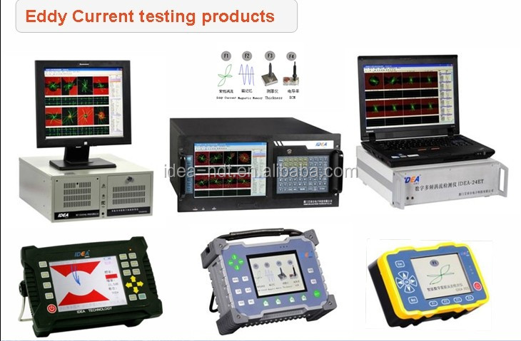 Magnetic Memory diagnostic equipment/system testing