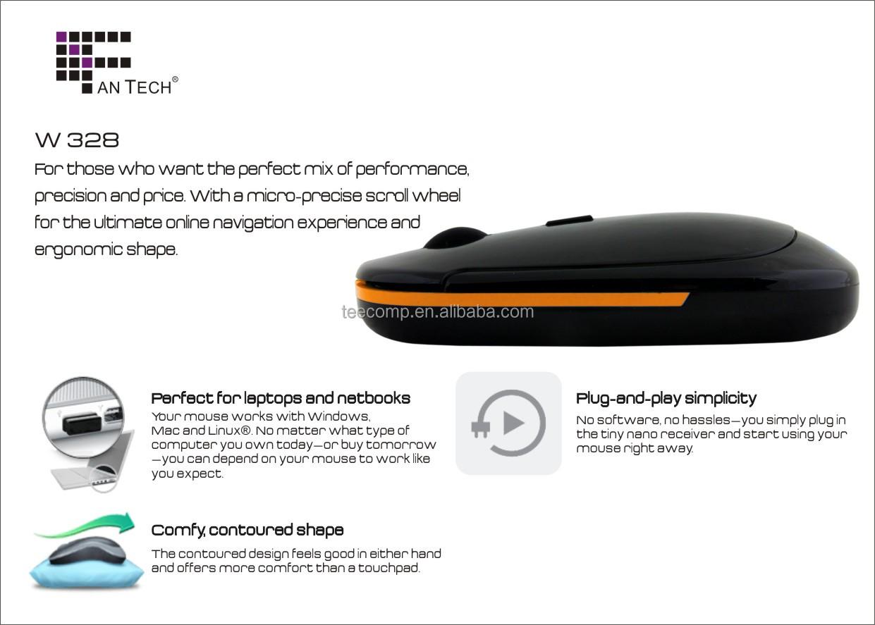 siberian moue Fantech W235 Best High Quality Wireless Siberian Mouse Best Cheap Novelty  Wireless Mouse