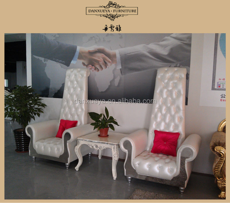 high back chairwhite leather sofa chair living room furniture 2262 - High Back Chairs For Living Room