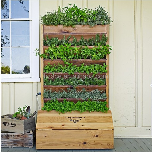 Wooden Vertical Garden Planter Buy Vertical Wall Garden Planter Vertical Garden Wall Pocket Planter Modular Vertical Planter Product On Alibaba Com