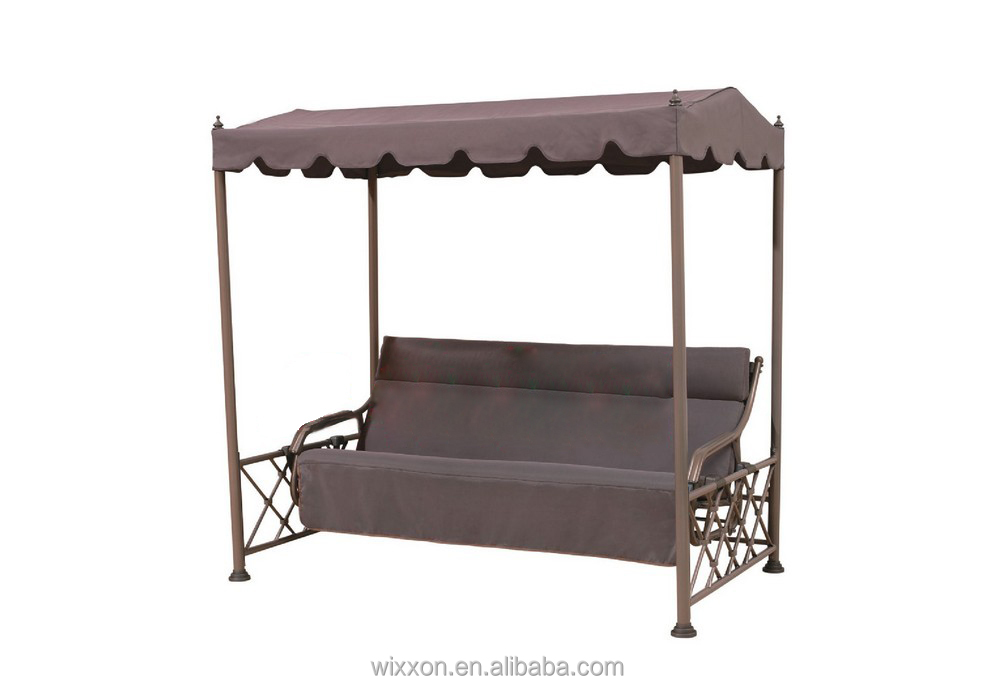 air outdoor hanging canopy swing chair arc item chaise stand hammock porch lounger