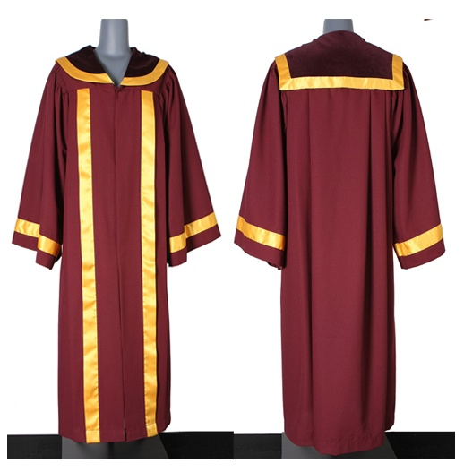 Latest New Design School Graduation Gown - Buy Latest Design ...