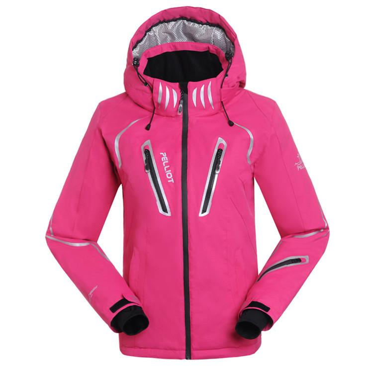 Custom Winter 3m Reflective Safety Jacket Women - Buy Safety ...