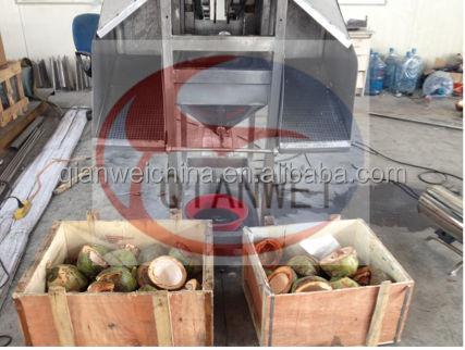 Coconut Kernel Cutting Machine