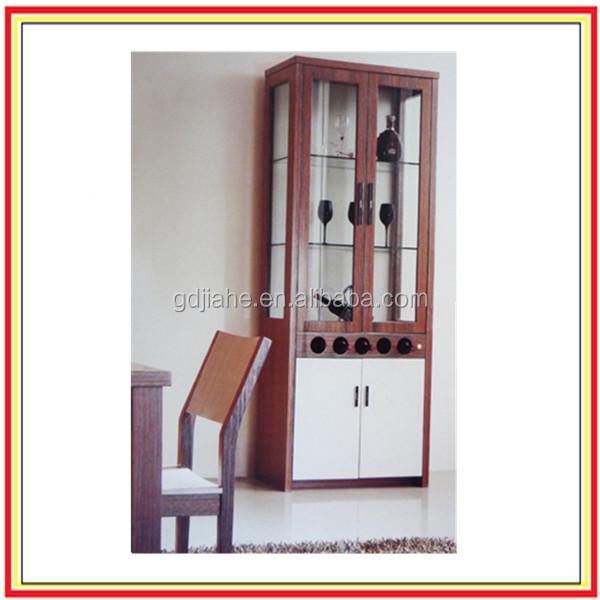 Kitchen Cabinet Wine Rack Insert: Custom Hwcoffee Wine Wet Bars Mini Kitchen Cabinet Wine