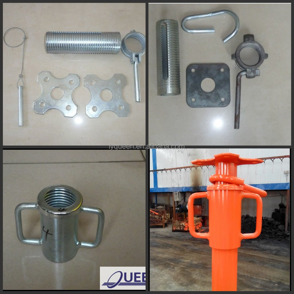 q275 grade steel adjustable adjustable jack post