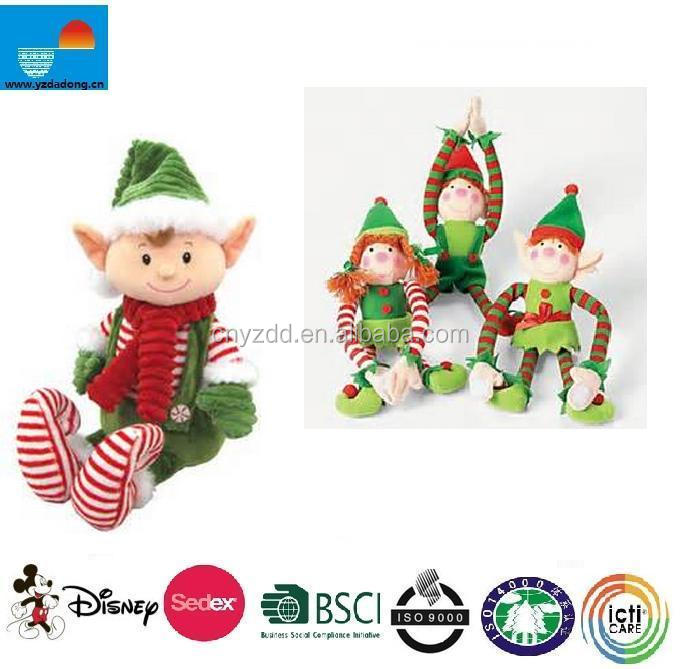 christmas decorationstuffed toy30cm christmas stuffed plush toy