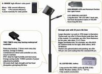 9m 53w Solar Pole Lights - Buy 9m 53w Solar Pole Lights,8m Led ...