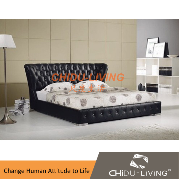 2015 italian design new model bedroom furniture modern bed designs