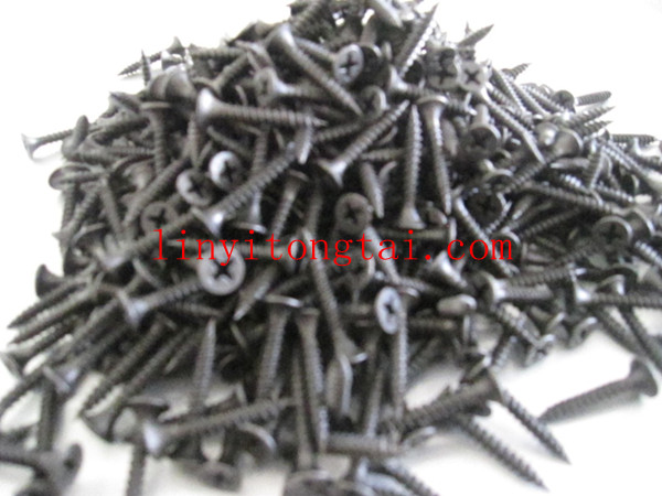 Drywall Screw For Gypsum Board And Light Steel Keel/metal Channel ...