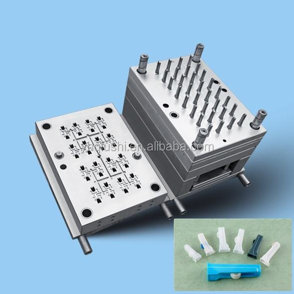 Plastic Parts Injection Mold Assembling Machine Supplier For ...